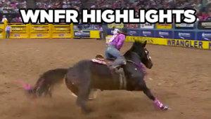 Wrangler NFR Video Highlights